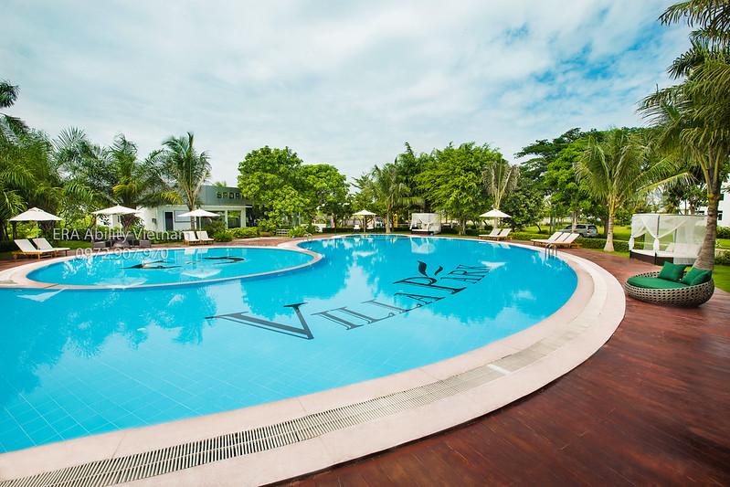 Hồ bơi Villa Park quận 9