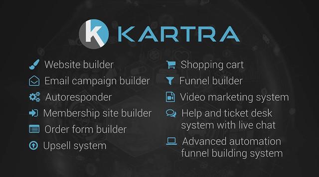 『Kartra』(カーチュラ)