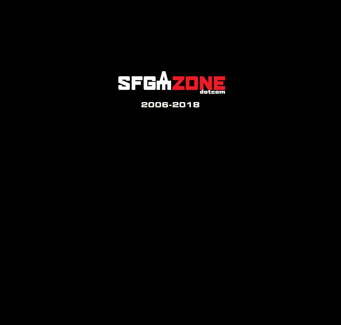 SFGAmZONEdotcom -- a sunny place for shady coaster nerds!