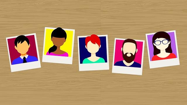Tipos de personas creativas