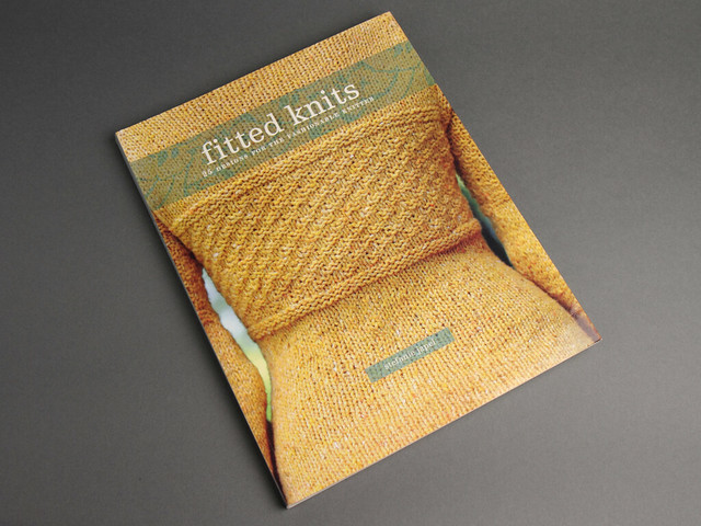 Pre-owned book: Fitted Knits: 25 Projects For The Fashionable Knitter by Stefanie Japel