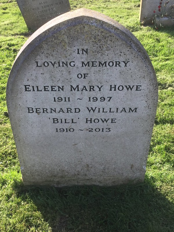 Photo of grave