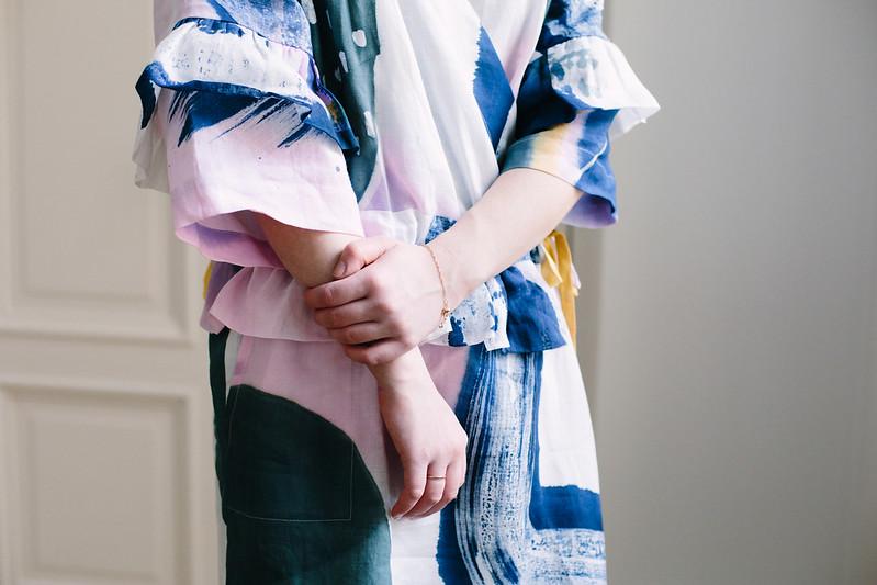 nokkosesta valmistetut vaatteet