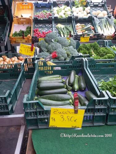 Zucchini Italien
