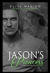 Book Cover Elise Manion Jason's Princess