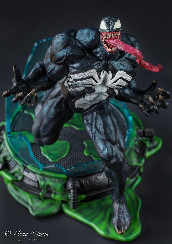 Diamond Select Toys Marvel Premier Collection Venom Resin Flickr