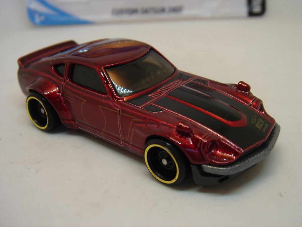 HOT WHEELS DATSUN 240Z CUSTOM NO19 NEO-KAIDO 1/64 ...