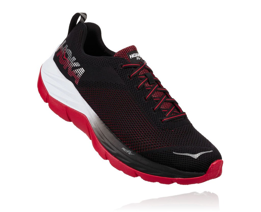 The Mach is among the latest models introduced to the Hoka line.