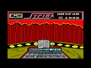 Syrinx (Amstrad CPC) | by Deep Fried Brains
