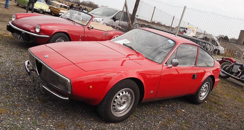 Alfa Romeo Giulia 1300 Junior Zagato 1970 40586279684_ee1d8e3630_c