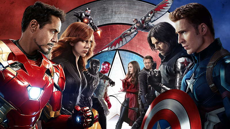 Image result for Avengers civil war