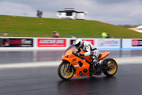 Jake Mechaell, Suzuki GSXR, 8.50 Bike, Festival of Power, Santa Pod 2018