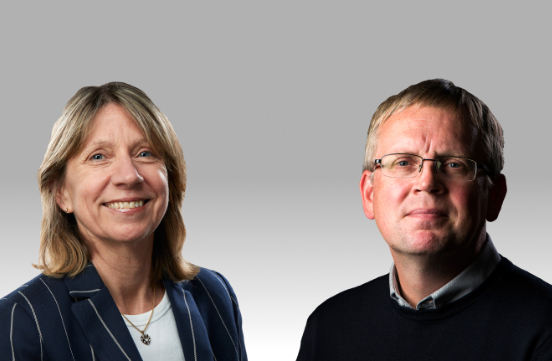 New Academy Fellows Professors Alma Harris and Nick Pearce
