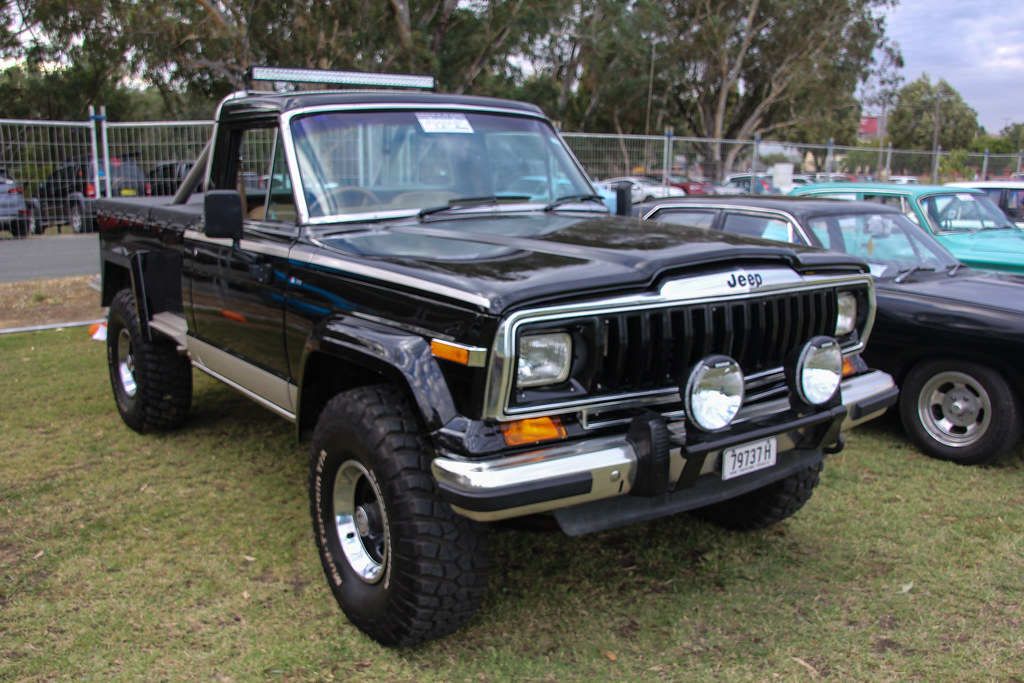 New Jeep Pickup >> 1984 Jeep J20 pick up   1984 Jeep J20 pick up. Taken at the …   Flickr