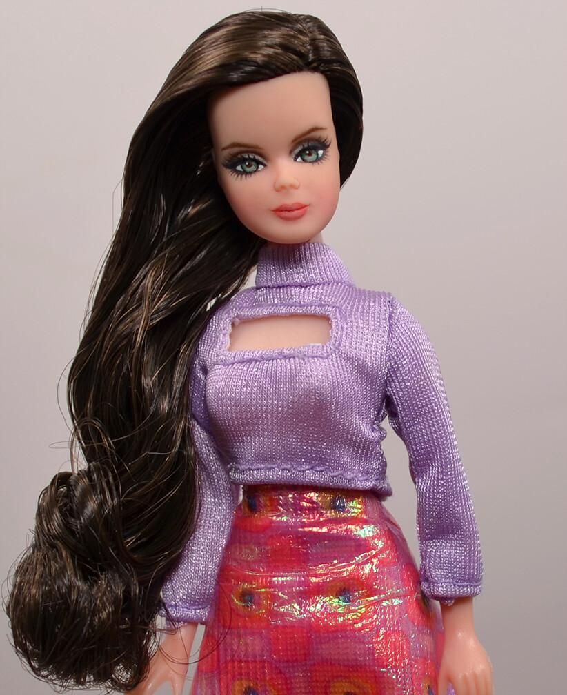Dawn Doll Repaint Commission Maureen
