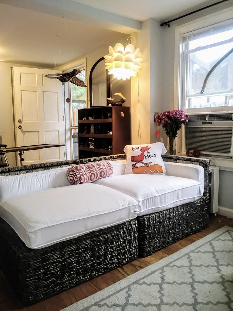 Living Room Fridge