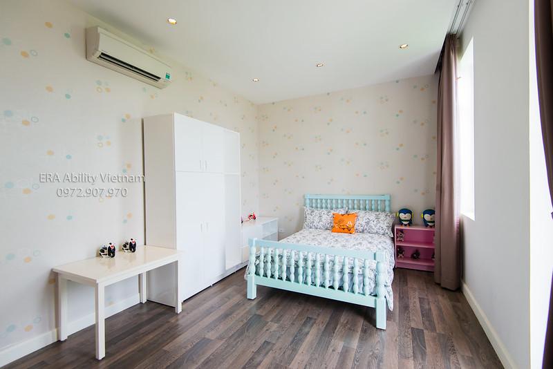 Phòng ngủ dễ thương cho các baby