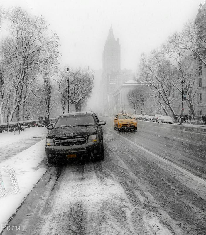 "03.- ""Dia de nieve"" - Perurena"