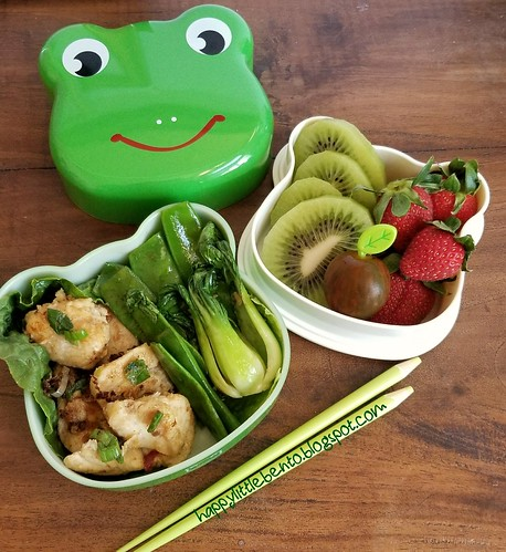 Green Bento, for St. Patrick's  Day! | by sherimiya ♥