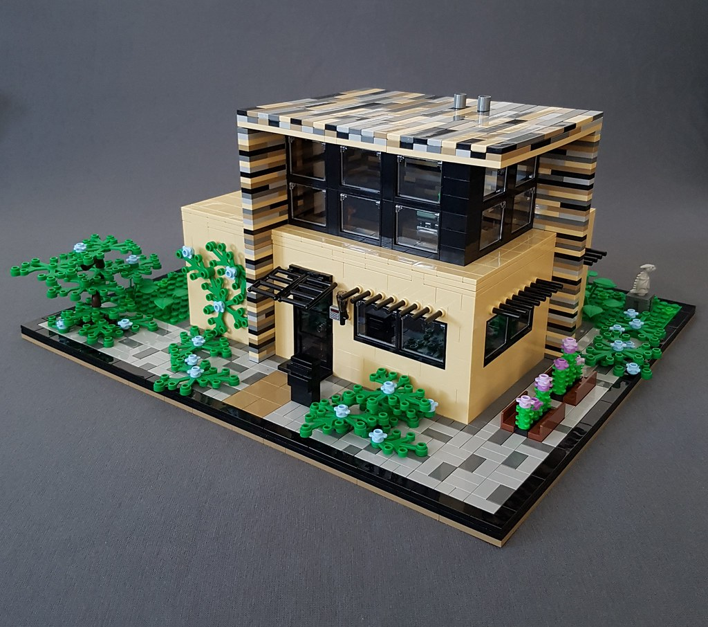 Vanilla House Moc Kitchen Corner Vanilla House Is A