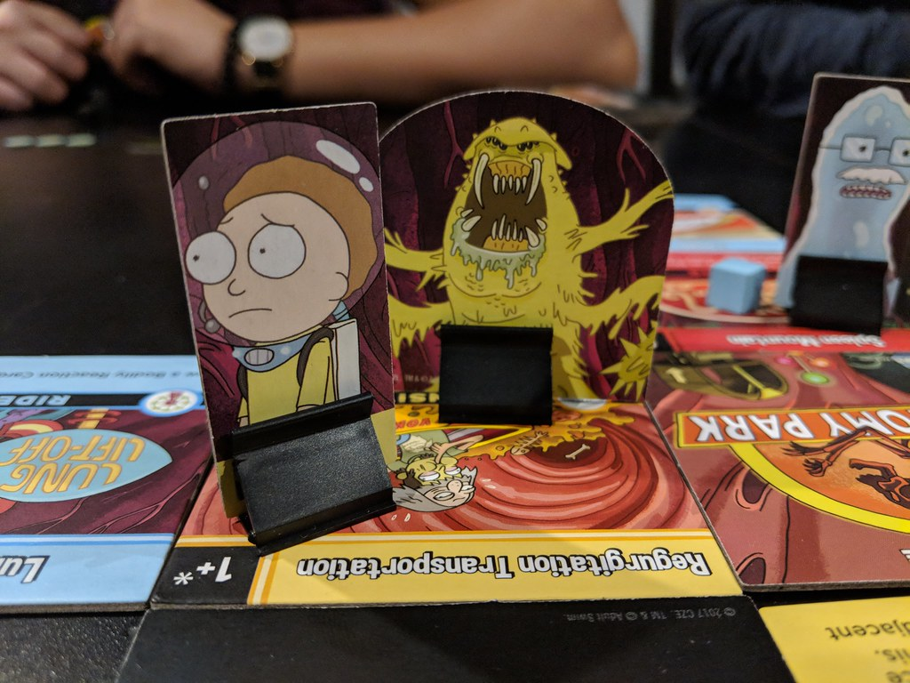 Anatomy Park! Rick and Morty Game | Maker:S,Date:2017-8-23,V… | Flickr