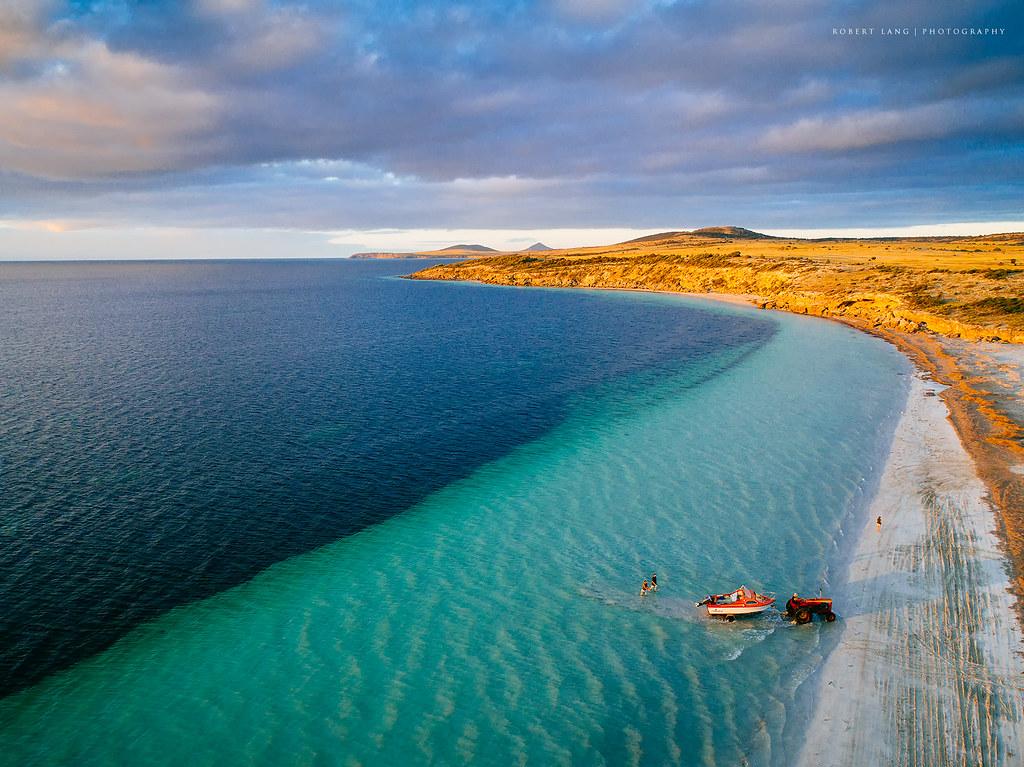 farm beach  south australia