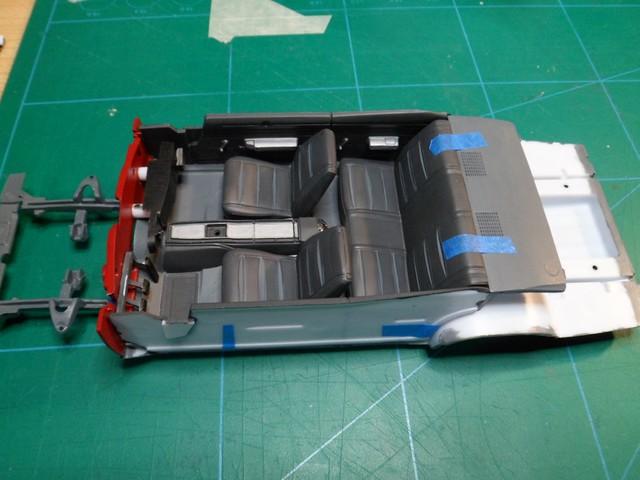 Défi moins de kits en cours : Dodge Charger R/T 68 [Revell 1/25] - Page 3 27143828168_744a7b3541_z