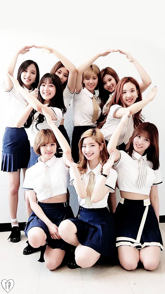 Twice Wallpaper For More Kpop Wallpapers Follow Me Fac Flickr