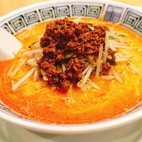 赤坂 希須林 担々麺