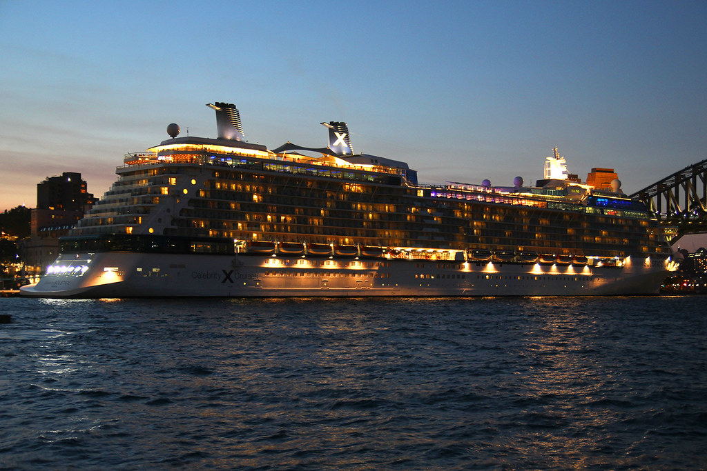 12-Night Celebrity Solstice Sydney to Auckland Sailing ...