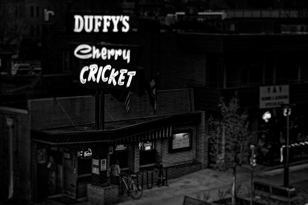 Cherry Cricket, Denver