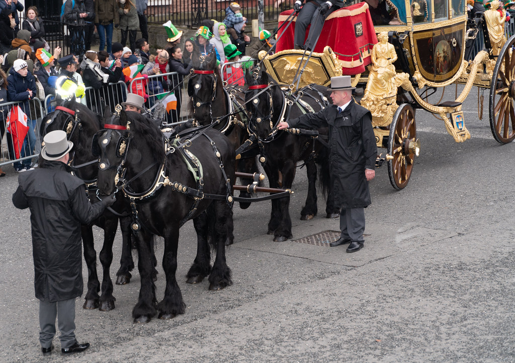 THE DUBLIN LORD MAYOR'S COACH  005