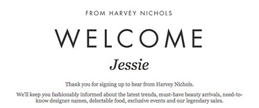 Welcome Emails: How to Engage Customers at the Beginning of Their Journey 2