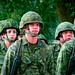 Soldiers in Alliston