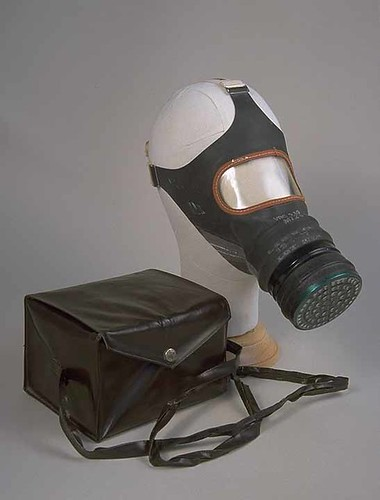 Civilian gas mask | by east_lothian_museums