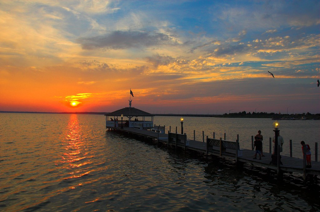 Fager S Island Sunset