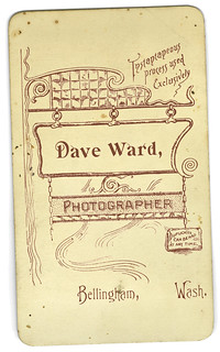 My Victorian Business Card | by Dave Ward Photography