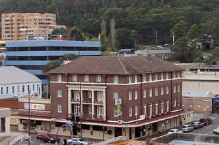 Hotel Gosford from Baker Street Gosford | by Spikebot