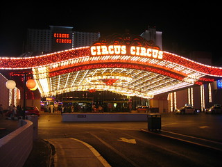 Circus Circus, Las Vegas, NV | by pianoforte