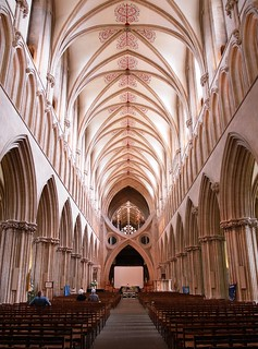 Wells Cathedral Interior | by kymai100