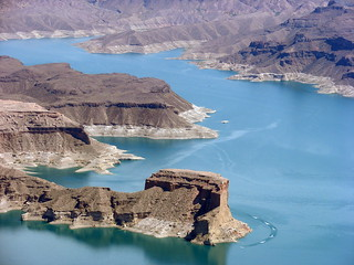 Lake Mead From Heli | by COTCH