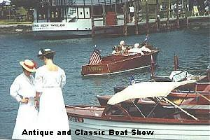 Antique Boat show | by Skaneateles Suites