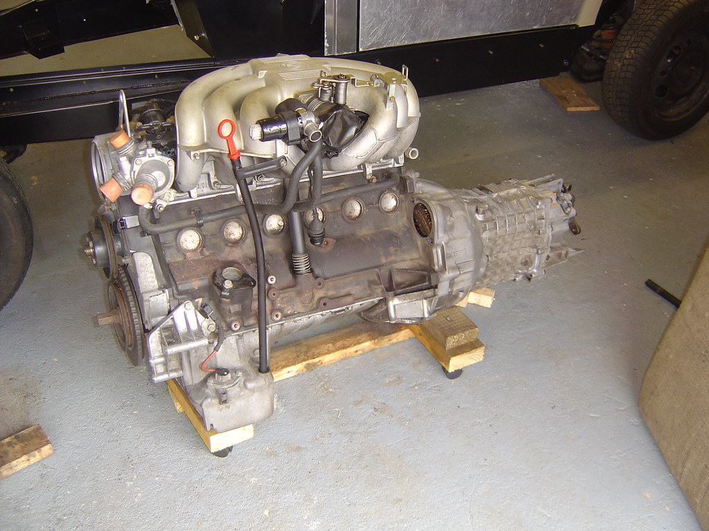 Bmw M20 Engine Bmw M20 Engine Amp Gearbox Removed From Bmw