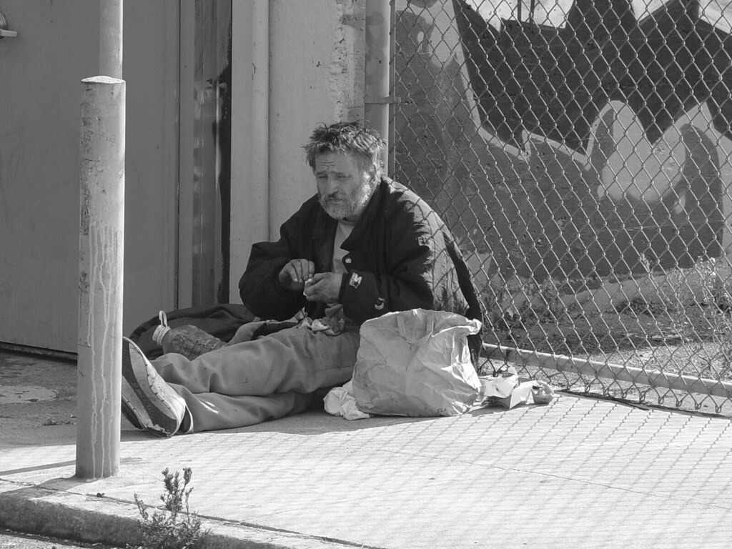 Image result for homeless flickr