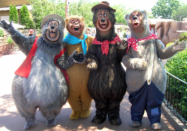 country bears the country bears big al wendell shaker
