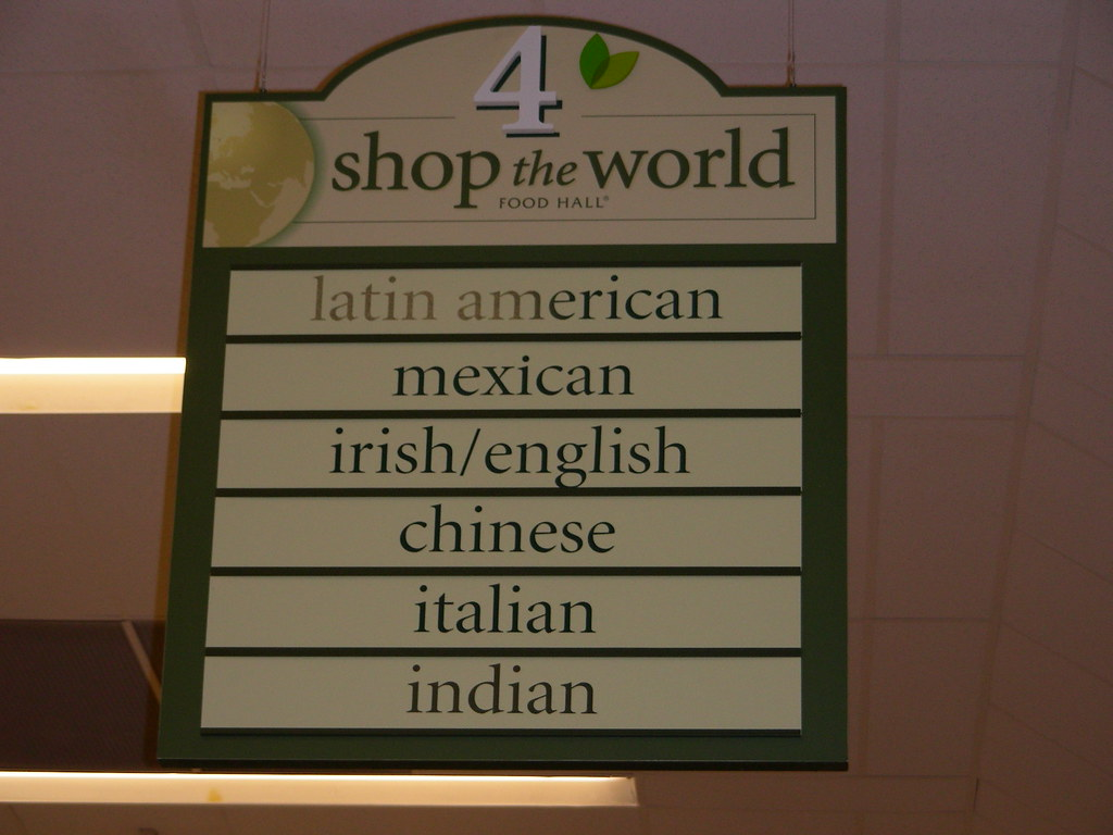 Funny Grocery Signs