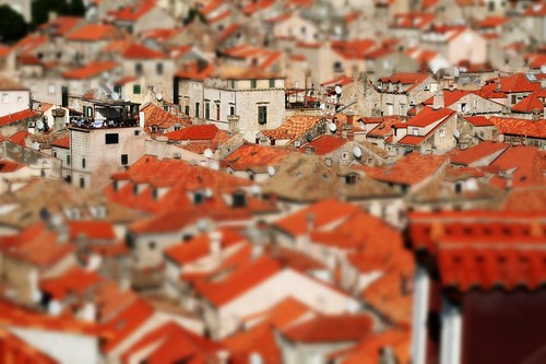dubrovnik  tilt-shift miniature fake | by nonanet