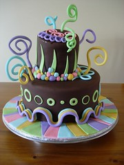 CCC - Curly Colour Cake | by cupcaketastic