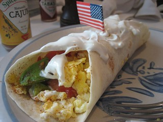 Breakfast Burrito | by goldberg