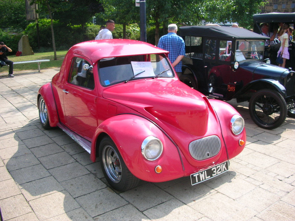 1971 VW Beetle / Willys Coupe Replica | Michael Spiller | Flickr